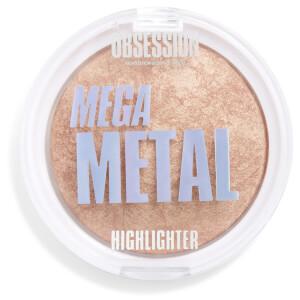 Makeup Obsession Mega Highlighter - Metal