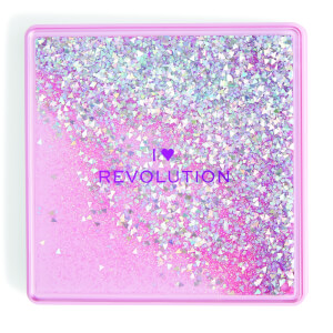 One True Love Glitter Eye Shadow Palette