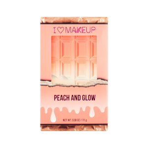 I Heart Revolution Peach and Glow Face Palette