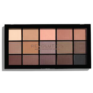 Makeup Revolution Reloaded Eye Shadow Palette - Basic Mattes