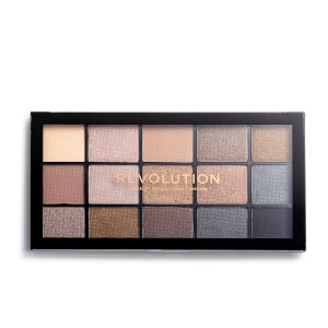 Makeup Revolution Reloaded Eye Shadow Palette - Smoky Newtrals