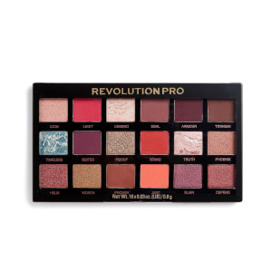 Revolution Pro Regeneration Eye Shadow Palette - Legendary