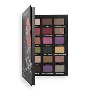 Makeup Revolution X Disney Nightmare Before Christmas Eye Shadow Palette - Sally