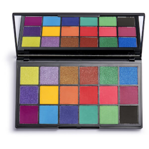 Makeup Revolution X Tammi Tropical Carnival Eye Shadow Palette