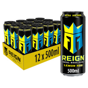 Reign Lemon Hdz 12 x 500ml