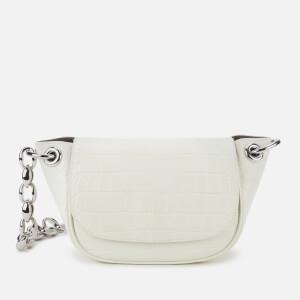 Simon Miller Women's Bend Bag - White Croc