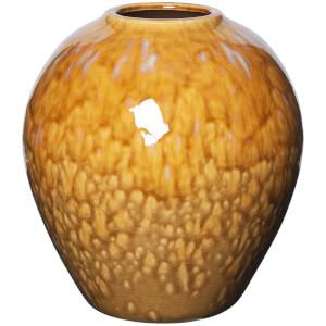 Broste Copenhagen Ingrid Vase - Medium - Cinnamon