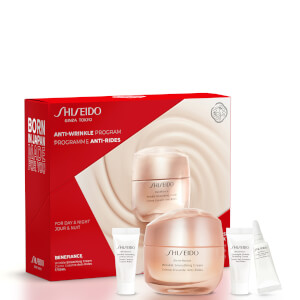 Shiseido Benefiance Value Set (Worth £105.22)