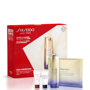 Shiseido Vital Perfection Uplifting and Firming Eye Care Set