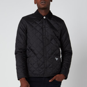 Barbour Beacon Men's Starling Quilt Jacket - Black