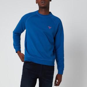 Barbour Beacon Men's Crewneck Sweatshirt - Nautical Blue