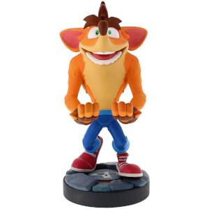 Soporte Mando o Móvil Crash Bandicoot (20 cm) - Cable Guy