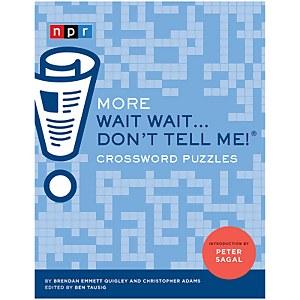 More Wait Wait… Don't Tell Me! Crossword Puzzles