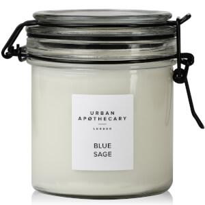 Urban Apothecary Blue Sage Kilner Jar Candle - 250g