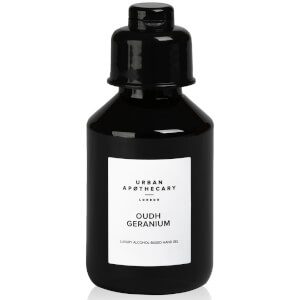 Urban Apothecary Oudh Geranium Luxury Hand Sanitiser Gel - 100ml