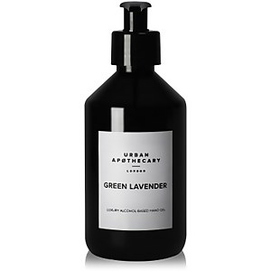 Urban Apothecary Green Lavender Luxury Hand Sanitiser Gel - 300ml
