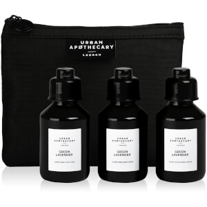 Urban Apothecary Green Lavender Luxury Bath and Body Gift Set (3 Pieces)
