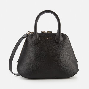 Aspinal of London Women's Margot Pebble Bag - Black