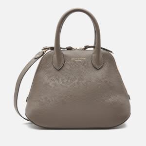 Aspinal of London Women's Margot Pebble Bag - Warm Grey