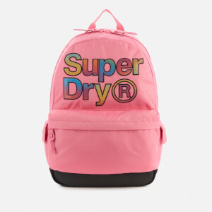 Superdry Women's Rainbow Infill Montana Bag - Glory Pink