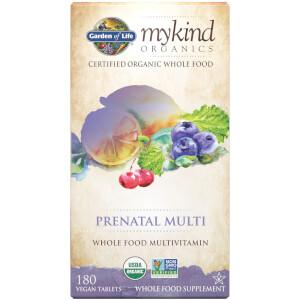 mykind Organics Pränatal Multivitamin - 180 Tabletten
