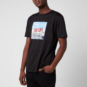 HUGO Men's Dus T-Shirt - Black