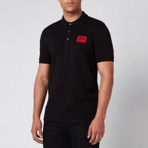 HUGO Men's Dereso Polo Shirt - Black