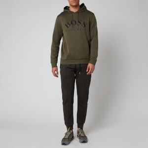 BOSS Men's Soody Hoodie - Dark Green