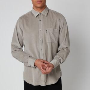BOSS Men's Relegant 2 Shirt - Open Grey