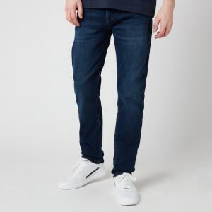 BOSS Men's Delaware BC LP Slim Fit Jeans - Navy