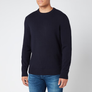 BOSS Men's Kontreal Jumper - Dark Blue