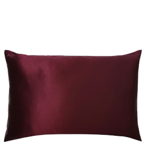 Slip Limited Edition Silk Pillowcase - Queen - Plum