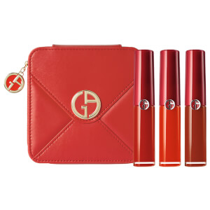 Armani Exclusive Christmas Mini Lip and Pouch Set (Worth £70.00)