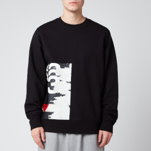 Y-3 Men's Ch1 GFX Sweatshirt - Black