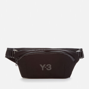 Y-3 Men's CH1 Reflective Belt Bag - Black