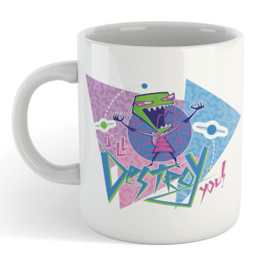 Zim Doom Mug