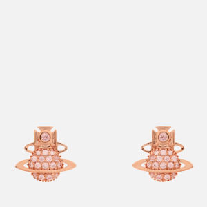 Vivienne Westwood Women's Tamia Earrings - Pink Gold Light Pink