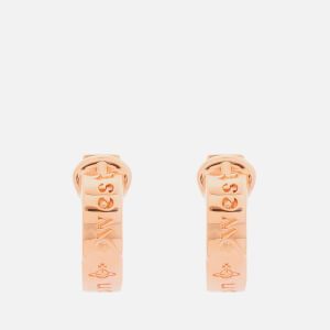 Vivienne Westwood Women's Bobby Earrings - Pink Gold