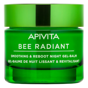 APIVITA Bee Radiant Smoothing and Reboot Night Gel Balm 50ml