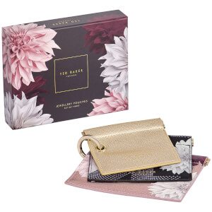 Ted Baker Women's Trio Jewellery Pouch - Clove