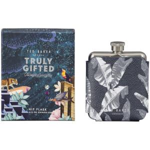 Ted Baker Men's Single Hip Flask Gift Set