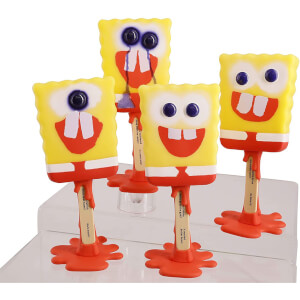 SpongeBob SpongePops 4 Inch Vinyl Collection