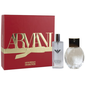 Armani Diamonds She 50ml Christmas Gift Set