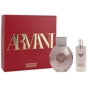Armani Diamonds Violet 50ml Christmas Gift Set