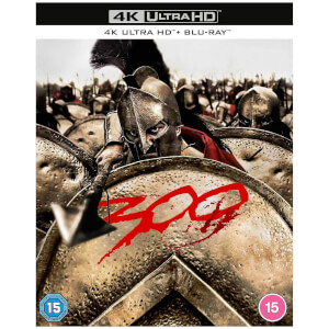 300 - 4K Ultra HD (Includes 2D Blu-ray)