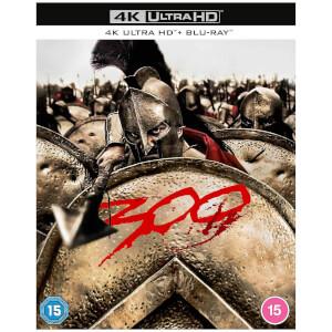 300 - 4K Ultra HD (Includes 2D Blu-ray)