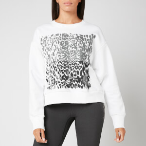 adidas by Stella McCartney Women's Graphic Sweatshirt - White