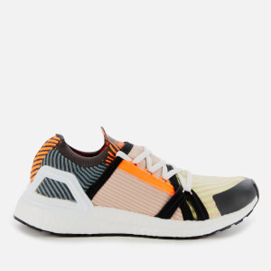 adidas by Stella McCartney Women's Ultraboost 20 S. Trainers - Brown/Powder/Black