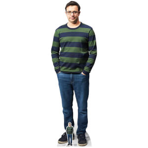 Friday Night Dinner Adam (Simon Bird) Lifesized Cardboard Cut Out from I Want One Of Those