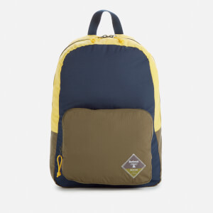 Barbour Beacon Men's Gable Backpack - Navy